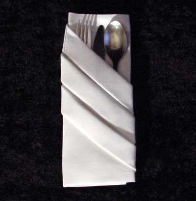 Fancysilverwarepouch