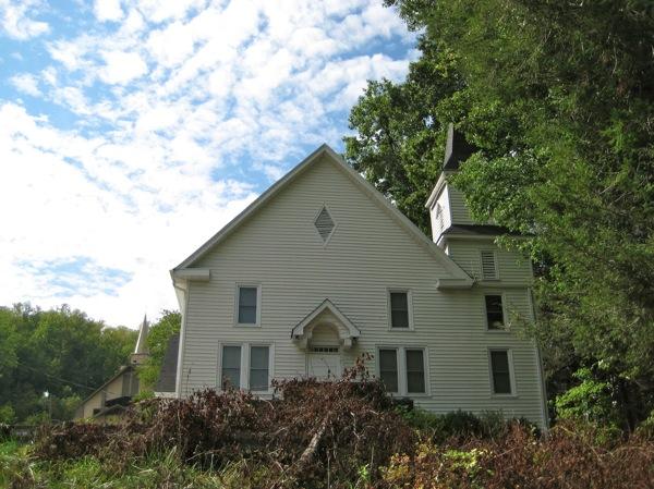 Bat Cave Baptist Church