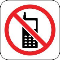 No mobile circle