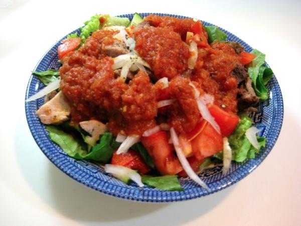 DH s Salad