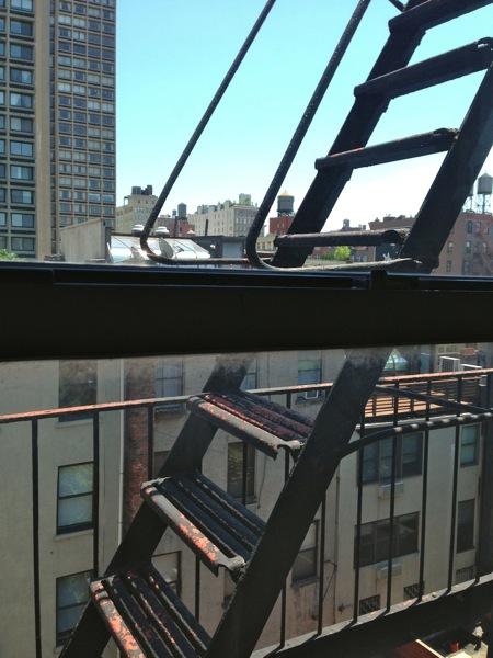 NYCity view